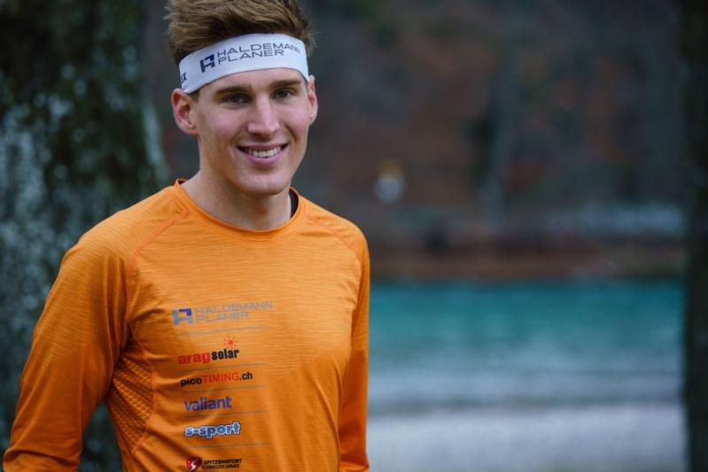 """""""Ich mache OL, seit ich laufen kann"""", erinnert sich Florian Schneider an seine Kindheit. (Bilder: Stephan Wiesner / zvg)"""