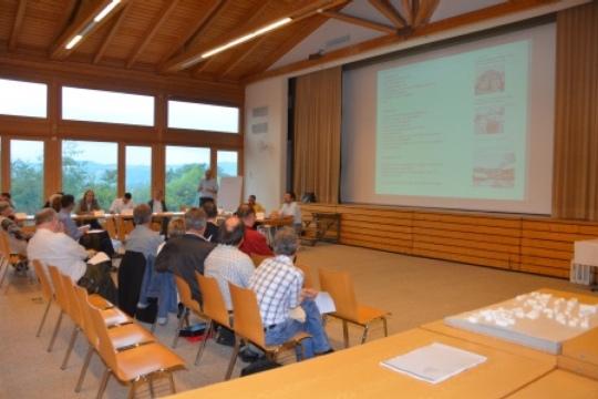 Zentrumsgestaltung Rüfenacht: Konkreter Vorschlag soll bis im Herbst ...