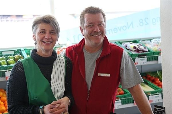 Rita und Rolf Oppliger (Bild: Markus Wehner)