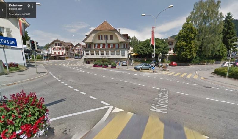 Wird umgestaltet: Der Sternenplatz. (Bild: Google-Maps Screenshot)