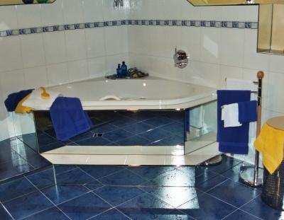 Renovationen bad oder dusche aus einer hand for Bauen aus einer hand