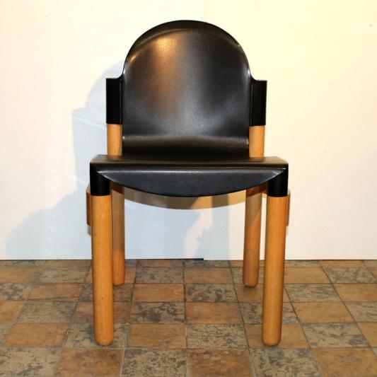 3 thonet st hle gerd lange modell flex. Black Bedroom Furniture Sets. Home Design Ideas