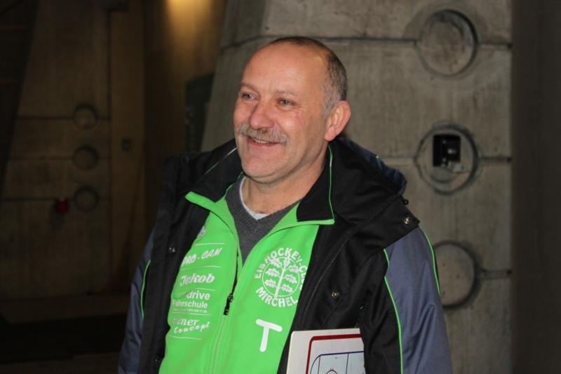"""""""Noch im Dezember waren wir uns einig"""", sagt Hans Bosshardt. Jetzt ist der EHC-Mirchel-Coach entlassen worden. (Bild: zvg)"""